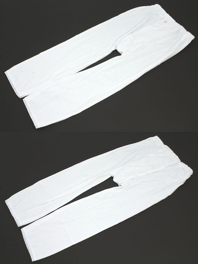 日清紡ソフトコーマ糸使用和装パンツ