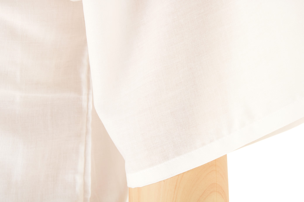 夏の浴衣や絽・紗から振袖までお使いいただける肌襦袢
