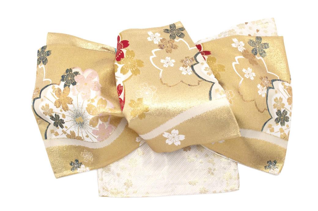 【訳あり】留袖・付け下げ・色無地に合う高級袋帯
