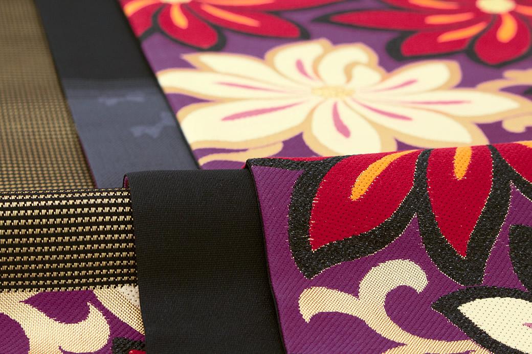 【訳あり】成人式の振袖によく合う西陣織袋帯