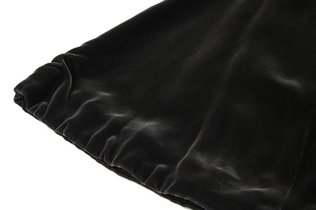 あたたかくて柔らかい和装ケープコート