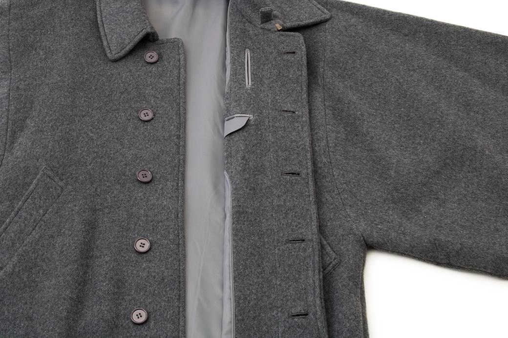冬のオシャレに!メンズ着物コート