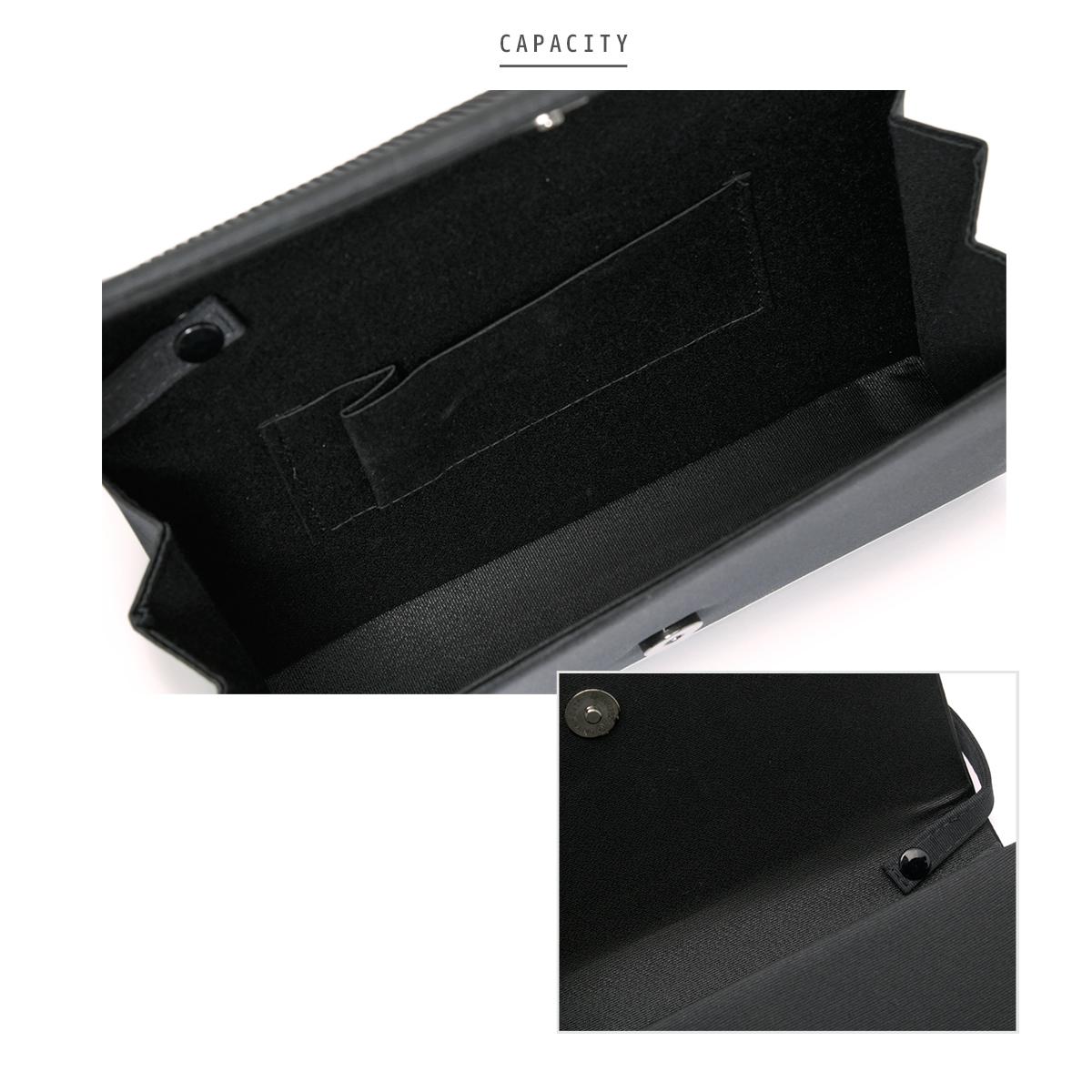 小物が入って実用的な和装用のバッグ