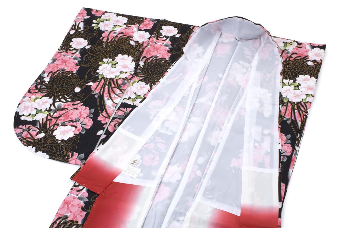 【訳あり】卒業式の袴におすすめな二尺袖着物