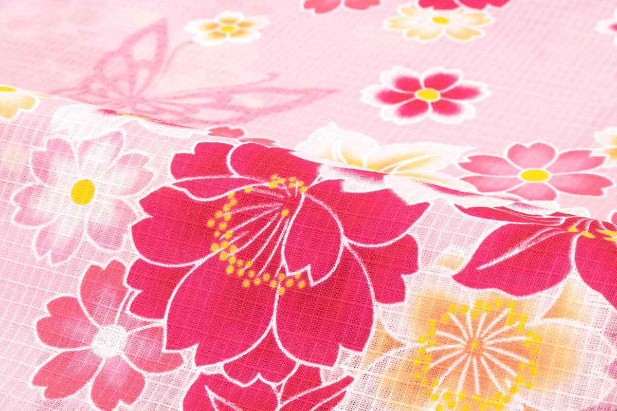 夏祭りや花火大会におすすめな女の子向けの浴衣