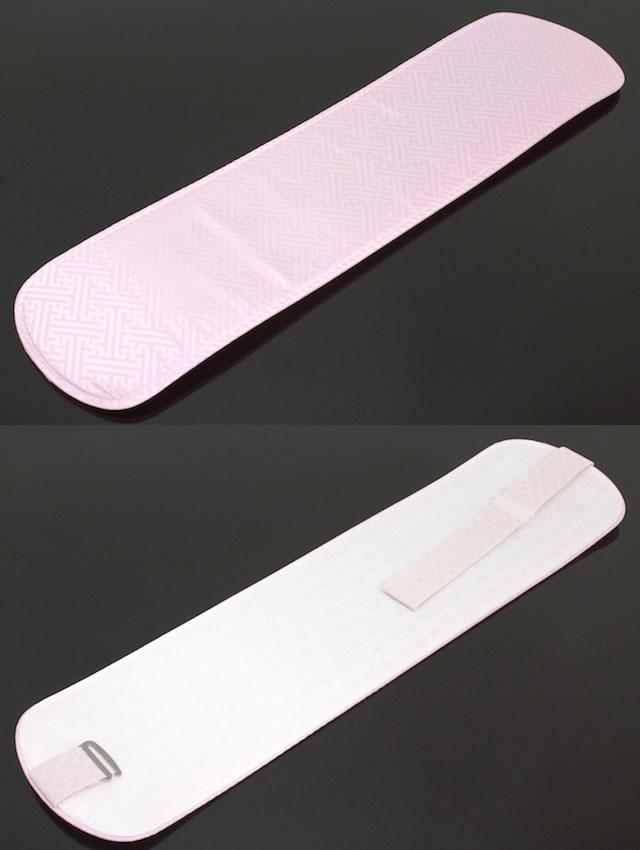ポリエチレン芯使用の折れない帯板