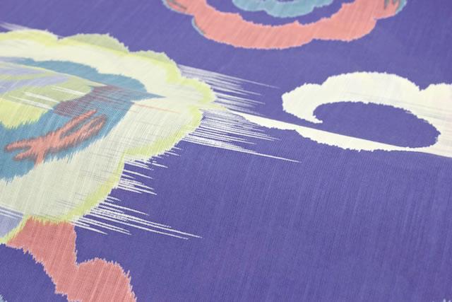 人気ブランド「ツモリチサト」の反物浴衣