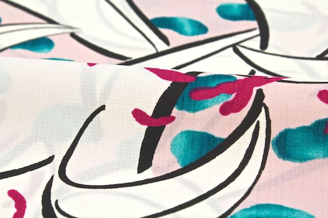 人気ブランド「和風館」の反物浴衣