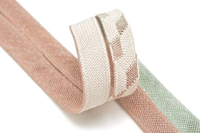 カラーバリエーション豊富な正絹手ぐみひもの帯締め
