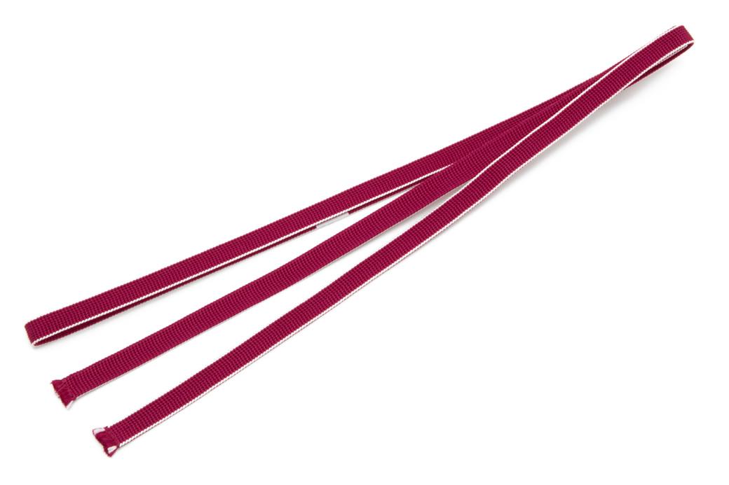 小粋なワンポイントにオススメな正絹帯締め