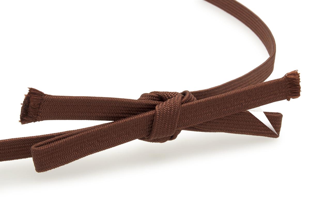 カジュアルな着物にもオススメな日本製の帯締め