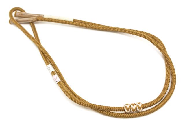 正絹帯締め輪
